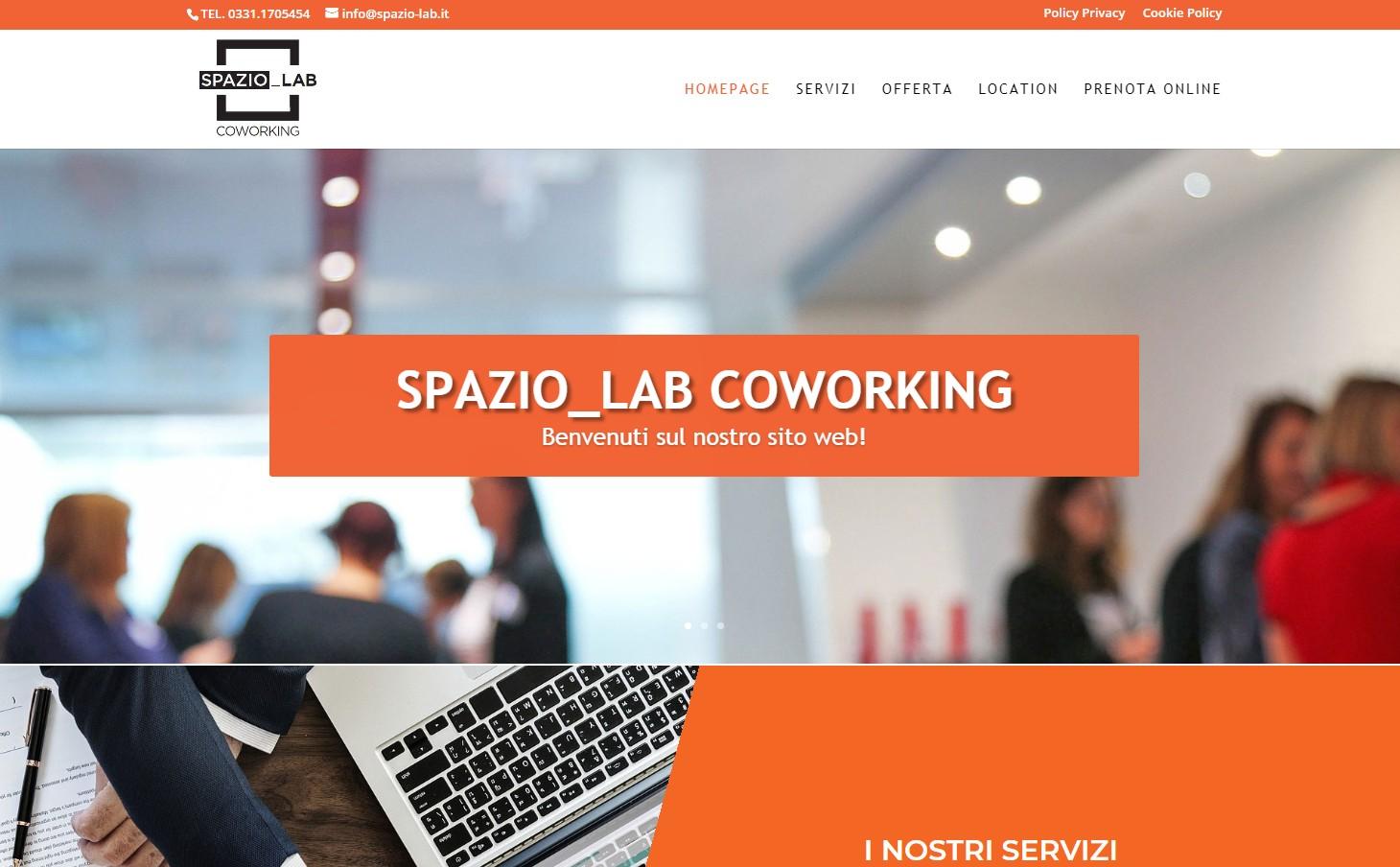 Spazio Lab Coworking Mozzate (CO)