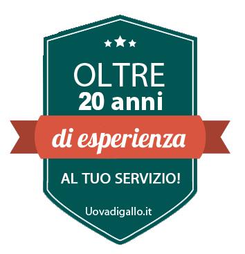 UOVADIGALLO.it - Oltre 20 anni di esperienza al tuo servizio!